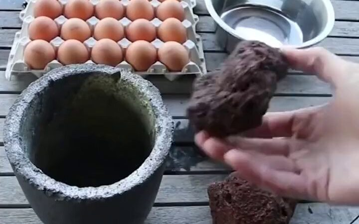 """See what happens when """"Hot Lava"""" meets """"Raw Eggs"""""""